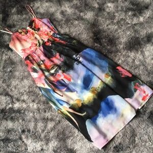 Corey Lynn Calter Daybreak Midi Dress